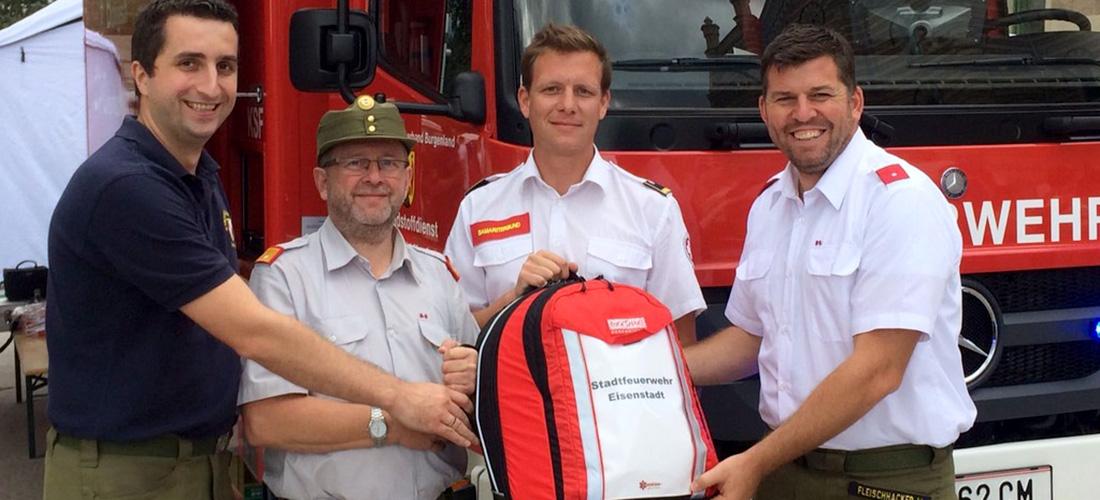 Feuerwehr unterstützen